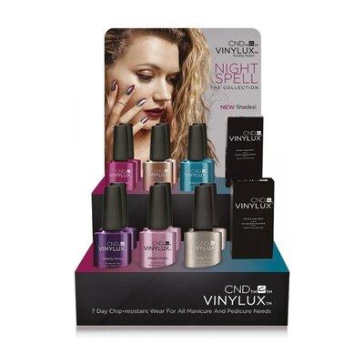 Vinylux Nightspell Коллекция