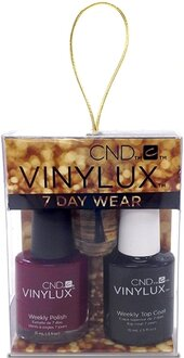 Набор CND Vinylux Ornament Decadence
