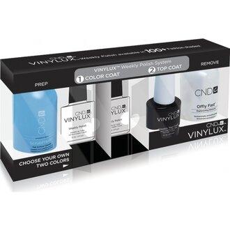 Набор CND Vinylux System Reinforce Prepack