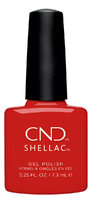 Shellac Devil Red