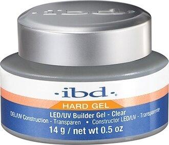 IBD LED/UV Builder Гель прозрачный