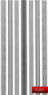 Наклейки для ногтей (стикеры) FL 024