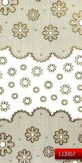 Наклейки для ногтей (стикеры) LC 057