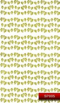 Наклейки для ногтей (стикеры) SP 005