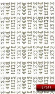 Наклейки для ногтей (стикеры) SP 011