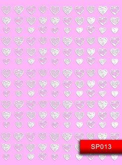 Наклейки для ногтей (стикеры) SP 013