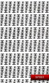 Наклейки для ногтей (стикеры) SP 001