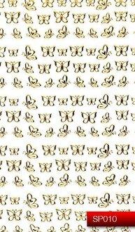 Наклейки для ногтей (стикеры) SP 010