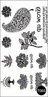 Flash Tattoo Temporary Tattoo Stickers T065