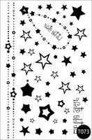 Flash Tattoo Temporary Tattoo Stickers T073