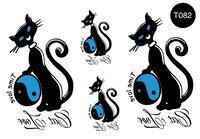 Flash Tattoo Temporary Tattoo Stickers T082
