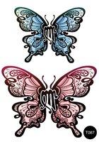 Flash Tattoo Temporary Tattoo Stickers T087
