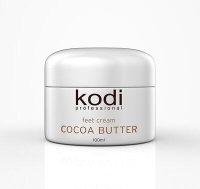 Kodi Крем для ног масло Какао