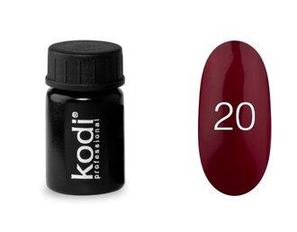 Kodi гель краска №20