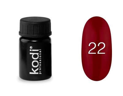 Kodi гель краска №22