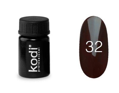 Kodi гель краска №32
