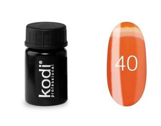Kodi гель краска №40