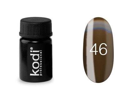 Kodi гель краска №46