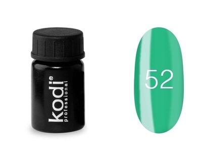 Kodi гель краска №52