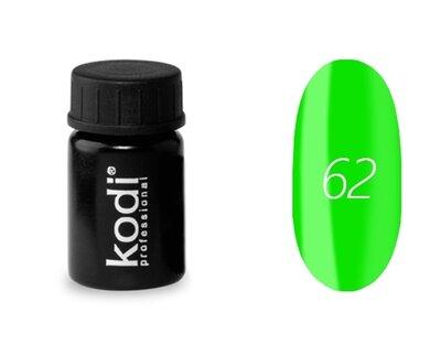 Kodi гель краска №62