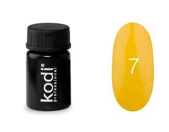 Kodi гель краска №7