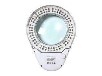 Лампа-лупа LED 3D