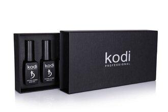 Kodi Набор каучуковых основ для гель лака в коробке