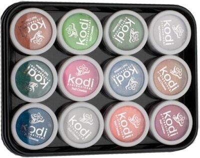 Набор Kodi цветных акрилов G3