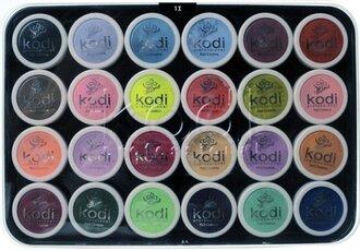 Набор Kodi цветных акрилов L1