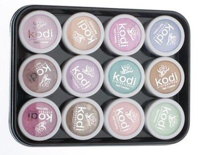 Набор Kodi цветных акрилов L3
