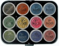Kodi Acrylic Powder colors L4 Kit