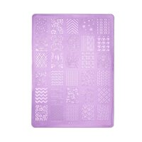 Stamping plate F17