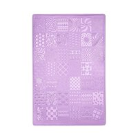 Stamping plate K06
