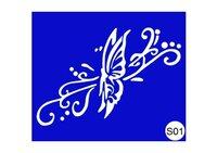 Stencil For Henna S01
