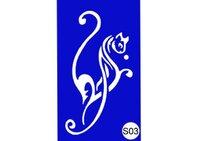 Stencil For Henna S03