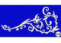 Stencil For Henna S06