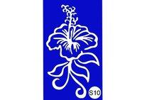 Stencil For Henna S10
