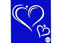 Stencil For Henna S11