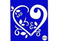 Stencil For Henna S13