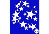Stencil For Henna S19