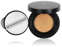 Wetting Sponge Foundation SPF50/PA+++ Apricot Kodi Professional Make-up (тональная основа-флюид со спонжем, Абрикос)