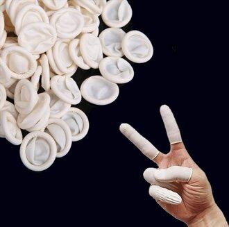 Перчатки для ногтей-пальцев