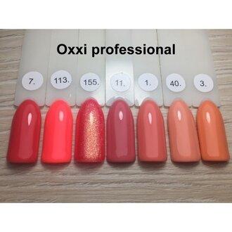 OXXI Гель лак №001