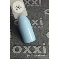 OXXI Гель лак №026