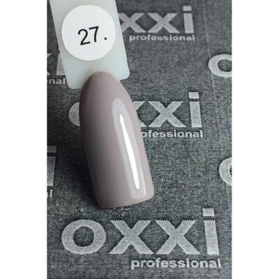 OXXI Гель лак №027
