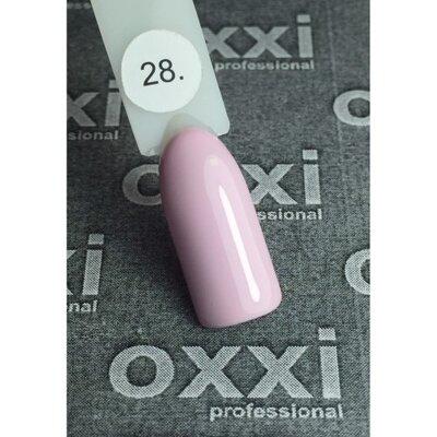 OXXI Гель лак №028