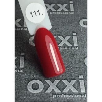 OXXI Гель лак №111