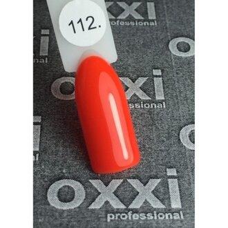 OXXI Гель лак №112