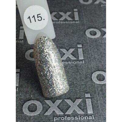 OXXI Гель лак №115