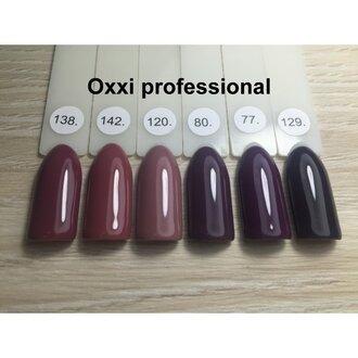 OXXI Гель лак №120